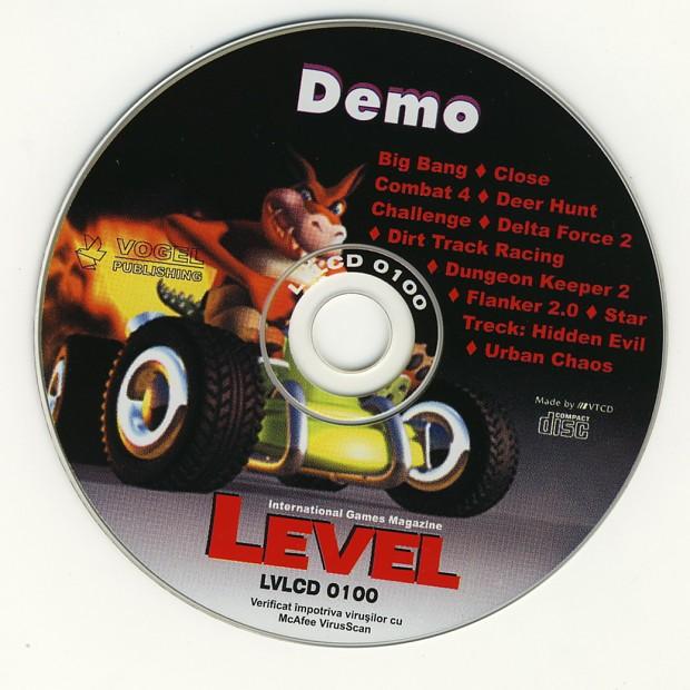 LEVEL December 1999 CD-Rom