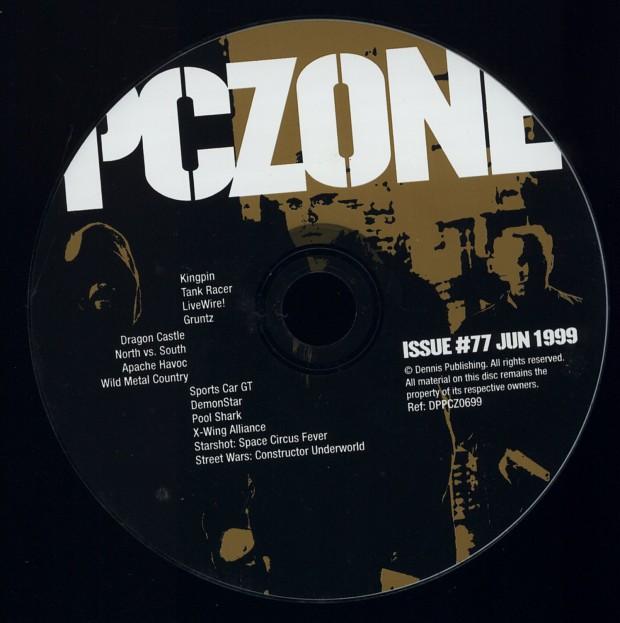 PC Zone #77 CD-Rom