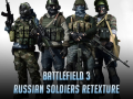 BF3 Russian Forces (Retexture with OS and Tangent Normal Map)