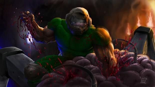 Brutal Doom V21 RC1 (Fixed!)
