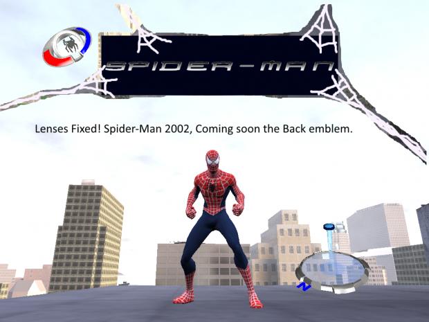 Spider-Man 2002 (Fixed Lenses)