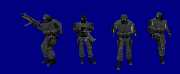 The Combine Soldier