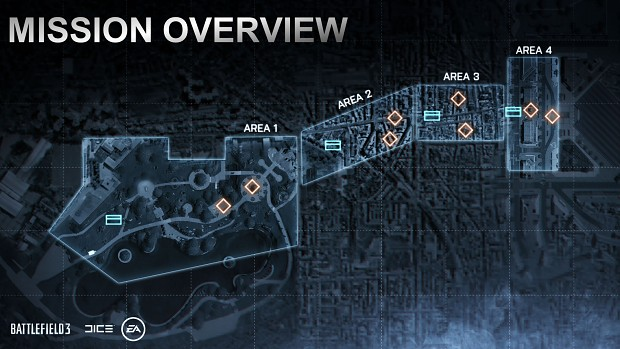 Operation Metro for BF2 (MP)