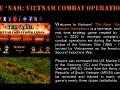 Vietnam Combat Operations Readme