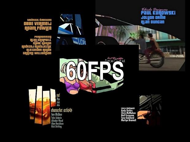 All GTA Openings Intros in 60FPS