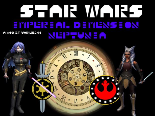 Imperial Dimension Neptunia, Version alpha 0.2