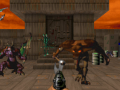 Realms of the Haunting monsters for Doom 1