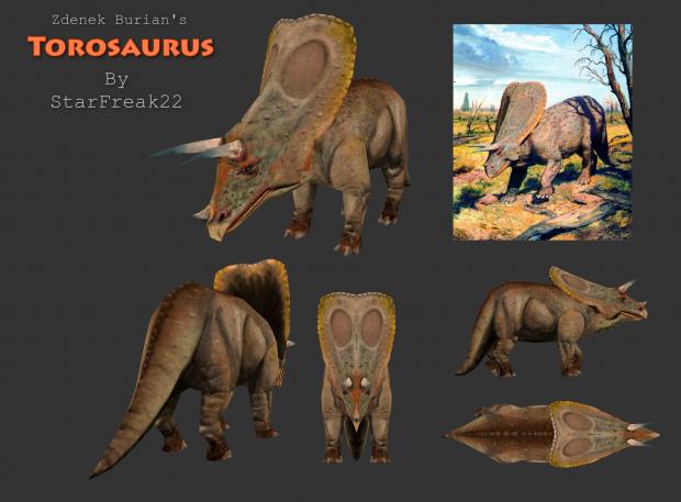 Torosaurus for C2