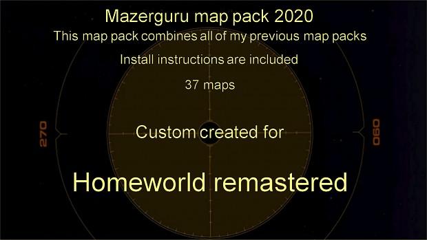 MazerguruMapPack2020