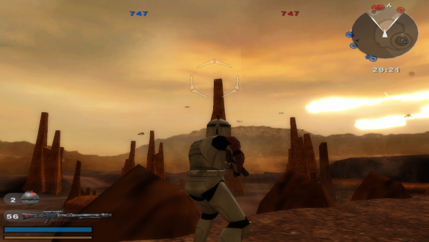 Fixed Geonosis Skybox and Lighting [XL Mode Fix]