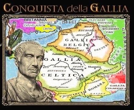 Aventura - Conquista de la Galia (58 a.C.)-Español Cap.1