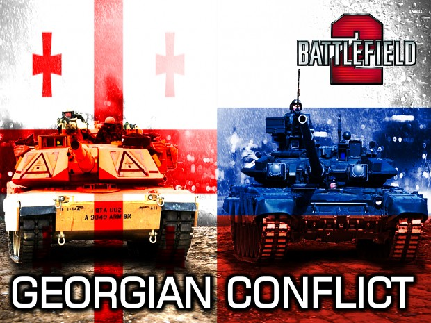 Georgian Conflict 3 With Cheats (Version 3)