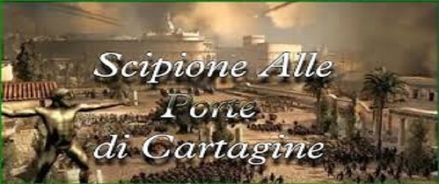Avventura - Scipione alle porte di Cartagine(147 a.C.)-ITA