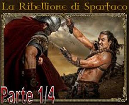 Avventura - Ribellione di Spartaco (73 a.C.) - ITA