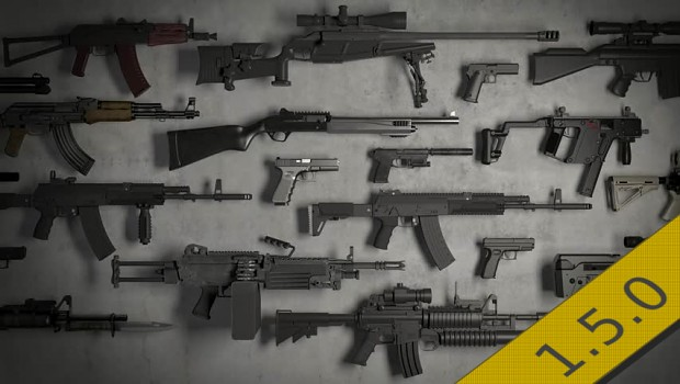 4K/8K Anomaly WEAPONS textures, for 1.5 F/b and U4H8