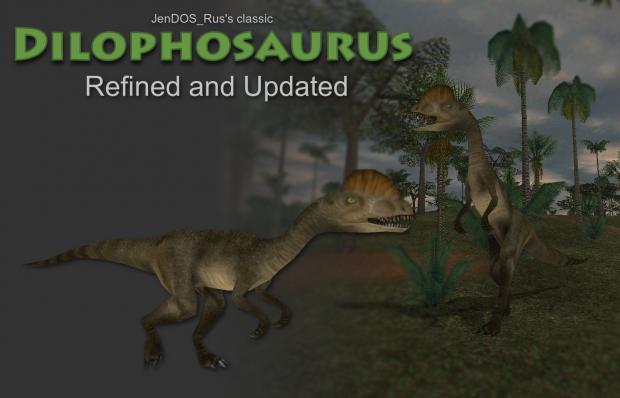 Dilophosaurus for C2