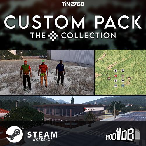 Custom Pack - September Update