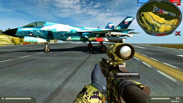 F35 NEW blue sea camouflage