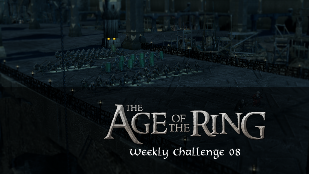 AotR: Weekly Challenge 08 - Balin's Expedition