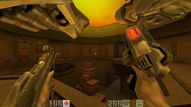 Quake 2 Reanimation Pack