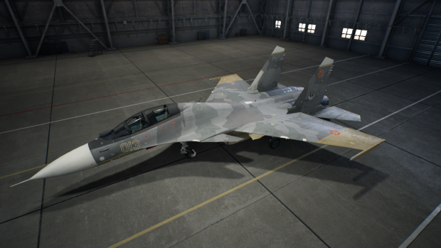 Su-30SM-M2 Yellow Squadron