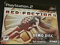Red Faction II DEMO DISC - PS2
