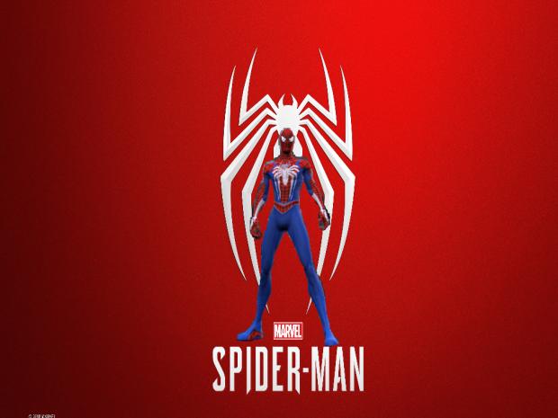 Spider man Advanced suit (New!)