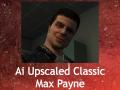 AI Upscaled Max Payne v4