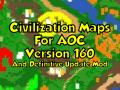 Civ maps 160