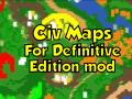 Civ Maps DE