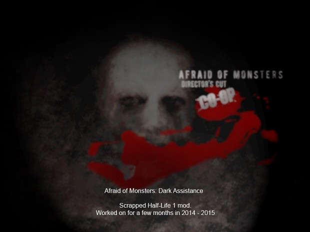 Afraid of Monsters: Dark Assistance Beta