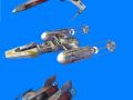 Bf2 Rebel Starfighter Pack