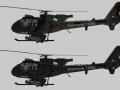 French SA-342 Gazelle