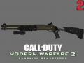 [MW2R] M1014 (fixed slug)