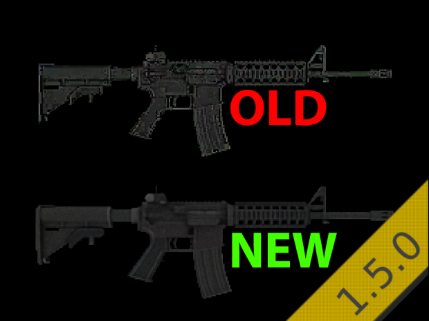 Weapon Icon Replacement v1.1 RC18+