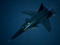 Su-47 Berkut - HARV