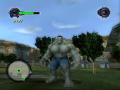 Skin of Grey Hulk
