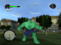 Skin of Hulk from 2003 game