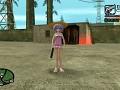 Hyperdimension Neptunia Plutia Swimsuit skin for GTA SA