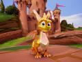Spyro the Golden Boi