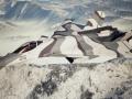 CFA-44 Nosferatu - Arctic Camouflage