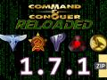 C&C: Reloaded v1.7.1 (zipped version)