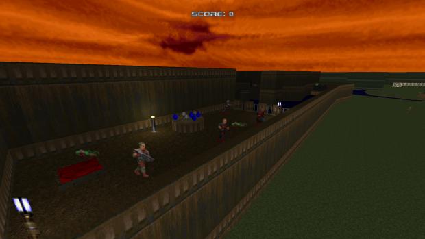 Doom 2  Freeroam pack