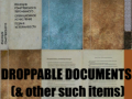 Droppable Documents (& other such items)