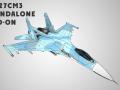 Silver's Scrapbox: Su-27SM3 Standalone addon