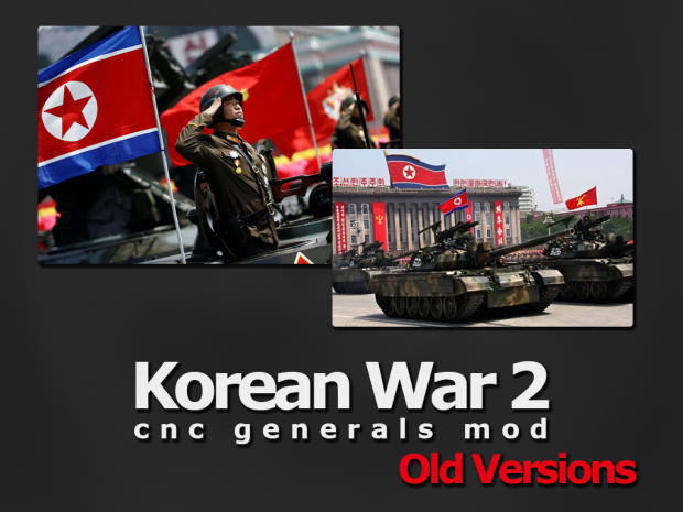 Korean War 2 Old Versions