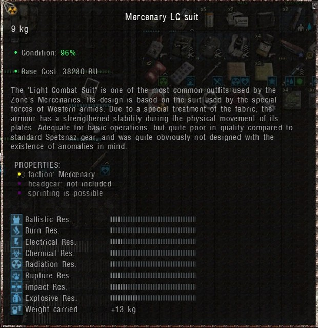 Cost in Tool tip (Anomaly 1.5.1)