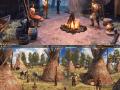 Shaman Mod For The AOEIIIDE Native Homecities