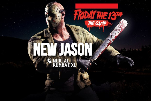 Friday the 13th: The Game - Jason MKX