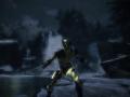 Zombie Wolverine Skin